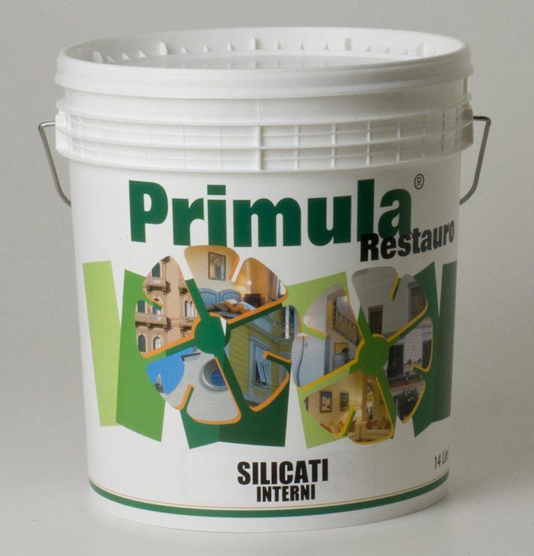 Primula silicati interni - Brandini Color   dal 1953 per i ...