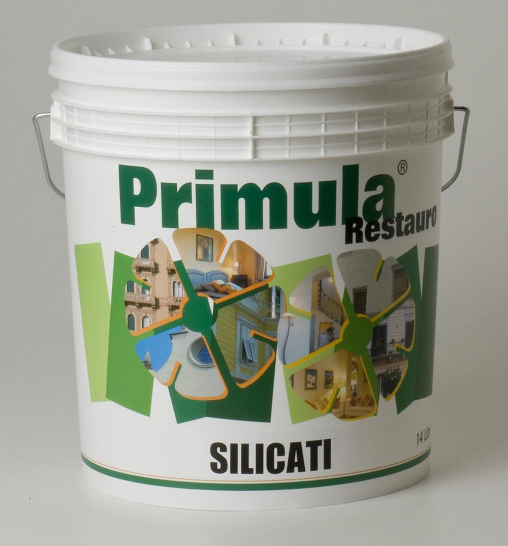 Primula silicati - Brandini Color   dal 1953 per i ...